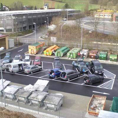 Markt Lappersdorf Wertstoffhof öffnungszeiten